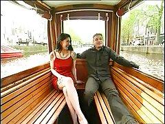 Franceska Jaimes با یک فرانسوی در خیابان در همه سوراخ ها بهترین سکس های دنیا کوبیده می شود
